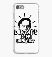 Dawkins is my Humanist iPhone Case/Skin