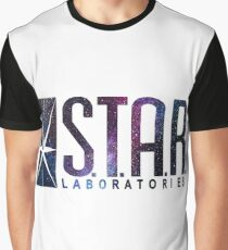 Galaxy S.T.A.R. Labs Graphic T-Shirt