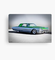 1964 Ford Custom Thunderbird I Metal Print