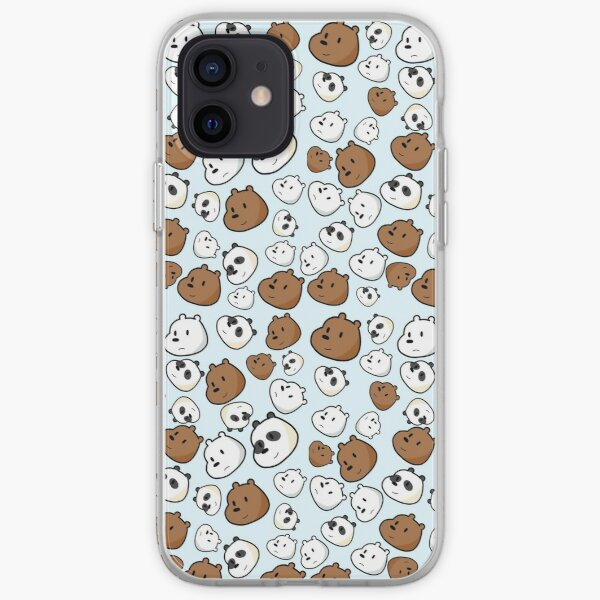 Bears! iPhone Soft Case
