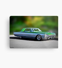 1964 Ford Custom Thunderbird II Metal Print