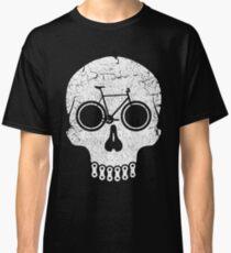 Bike Skull (No Text) Classic T-Shirt
