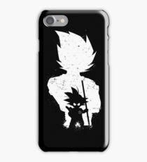 super goku iPhone Case/Skin