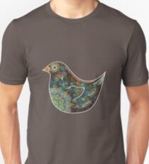 Bird with White Detail Unisex T-Shirt