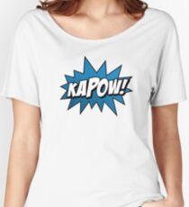 KAPOW Women's Relaxed Fit T-Shirt