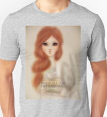 """""""I did it all for the Library."""" Belle from Beauty in the Beast Orignal Art T-Shirt"""