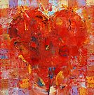 Patchwork Heart by Michael Creese