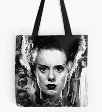 The Bride of Frankenstein Elsa Manchester Tote Bag