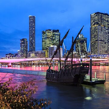 Notorious docked in Brisbane by dadegroot