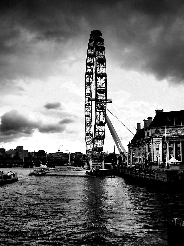 london eye by marbuk