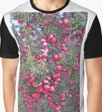 Mountain Pinkberry Graphic T-Shirt
