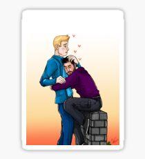 Hugs <3 Sticker