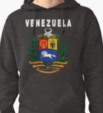 Venezuela Football & Soccer Team Pullover Hoodie