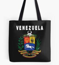 Venezuela Football & Soccer Team Tote Bag