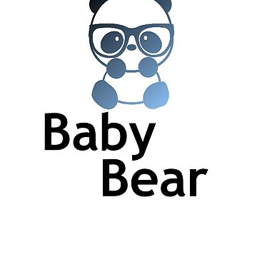 Baby Bear by Starrypoo