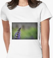 Blue Dreams Women's Fitted T-Shirt