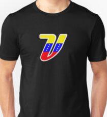 VENEZUELA FLAG PRIDE TRICOLOR  Unisex T-Shirt
