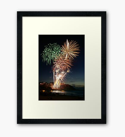 Australia Day 2008 Framed Print