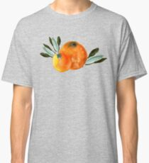 Sonnige Orange Classic T-Shirt