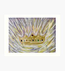 Crown Of Glory Art Print