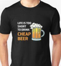 Cheap Beer Unisex T-Shirt