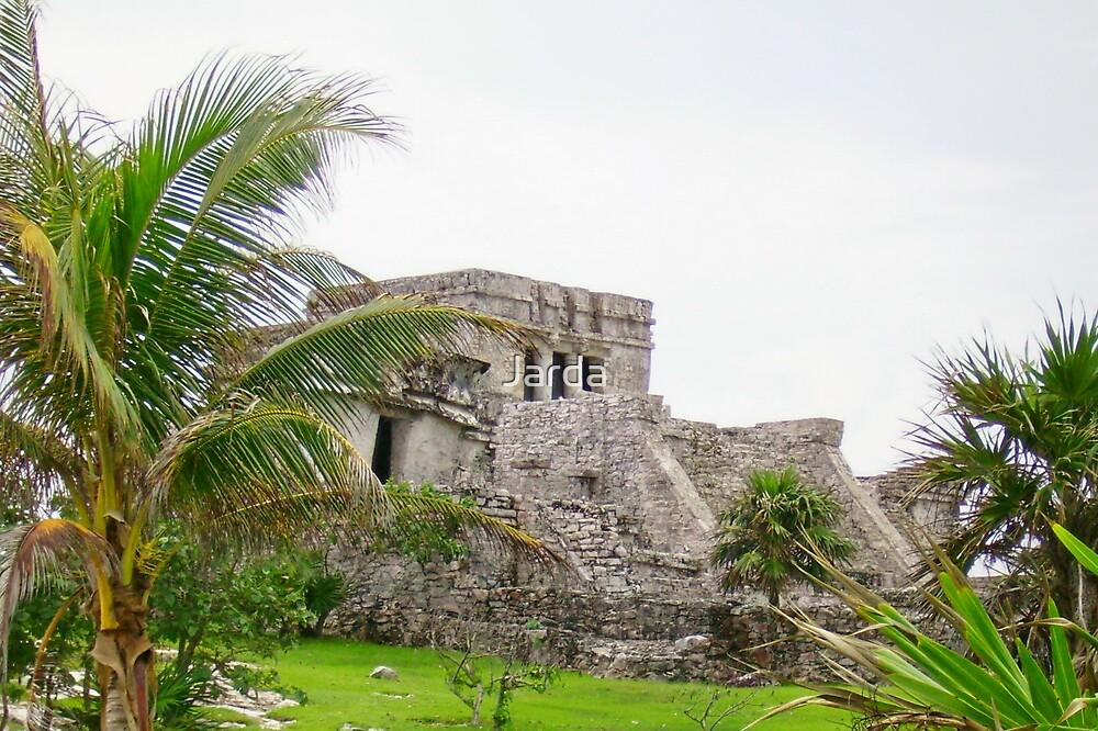 Mayan Tempo by Jarda