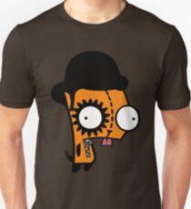 Orange invader Unisex T-Shirt