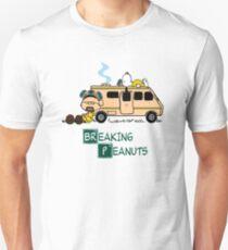 Breaking Peanuts Unisex T-Shirt