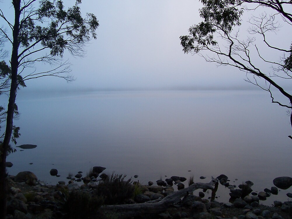 Lake St Clare at Sunrise by jade77green