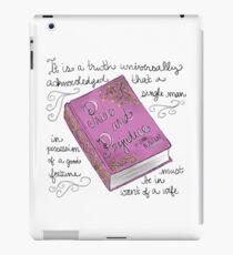 #classicbeauties - Pride and Prejudice iPad Case/Skin
