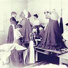 Vintage Seamstress by mindydidit