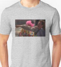Hal Punches Clown Unisex T-Shirt