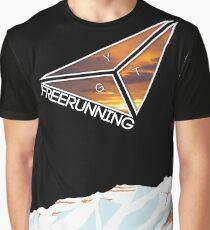 The Hero's Tunic v2.0 (Timpanogos) - YGT Freerunning Graphic T-Shirt