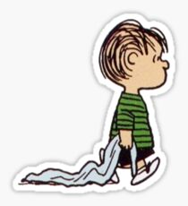 The Peanuts - Linus Sticker