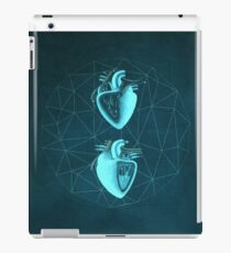 Double Heart iPad Case/Skin