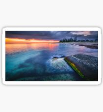 Busselton Sunrise Sticker