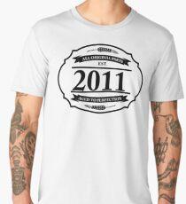 all original parts 2011 Men's Premium T-Shirt