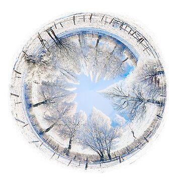 Winter World 5 by RichardMaier