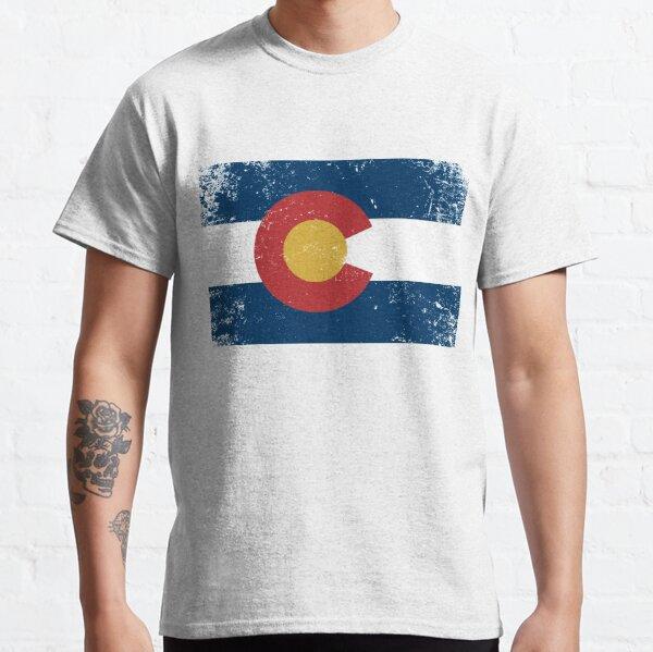 Colorado Flag Classic T-Shirt