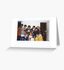 NCT Gang Greeting Card