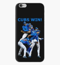 Cubs Win! iPhone Case