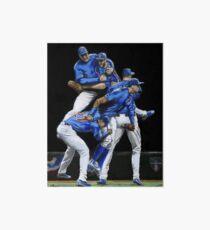 Cubs Win! Art Board