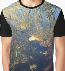 World Upside Down Graphic T-Shirt