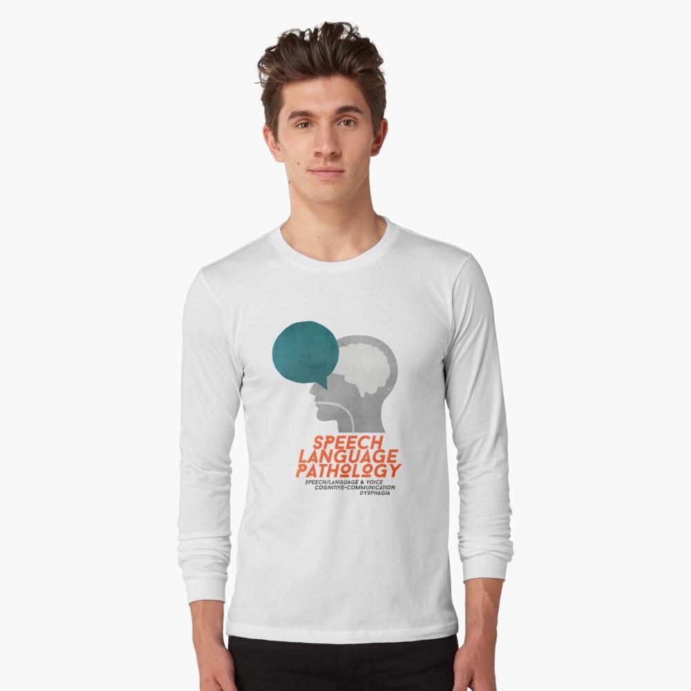 """""""Speech Language Pathology"""" T-shirt By Slpinsights"""