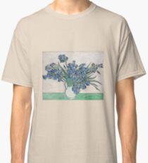 Van Gogh's Irises Classic T-Shirt