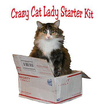 Crazy Cat Lady Starter Kit by jherbert101