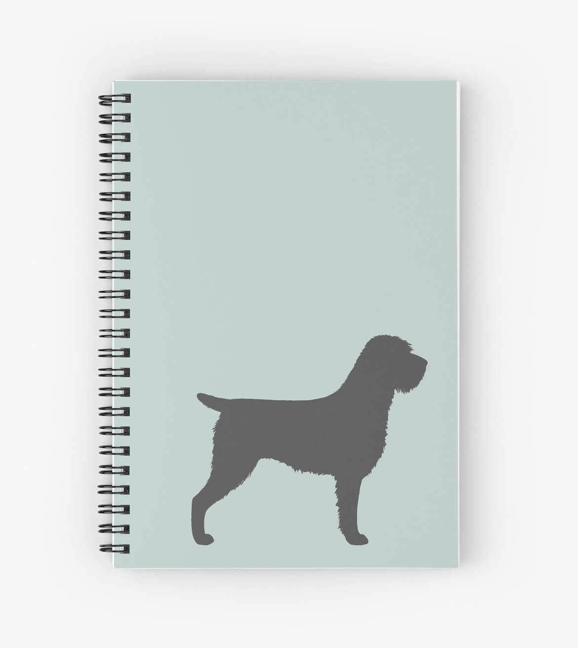 Wirehaired Pointing Griffon Silhouette(s)\
