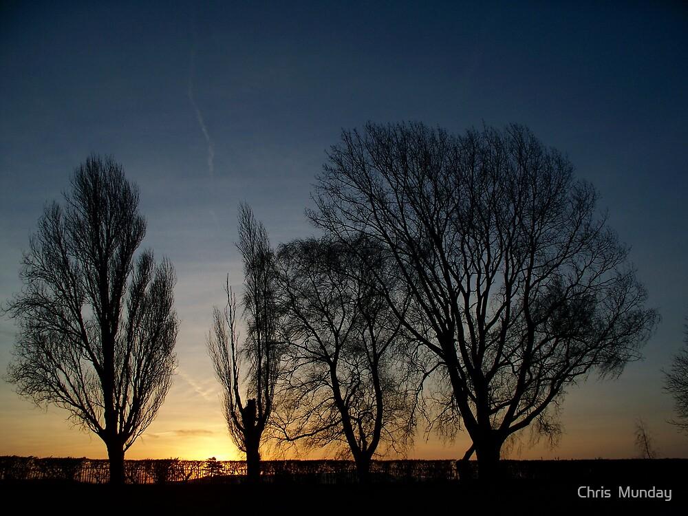 Sunrise by Chris  Munday
