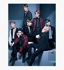 BTS- Group  Photographic Print