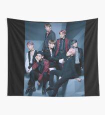 BTS-Gruppe Wandbehang